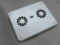 Portable stand notebook cooler 4