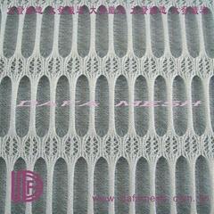 airmesh  (spacer fabric)