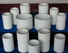Thick Film Ceramic Tube for Load/Vacuum Switch