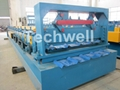 Trapezoidal Sheet Roll Forming Machine