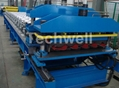 Glazed Tile Forming Machine, Step Tile Forming Machine