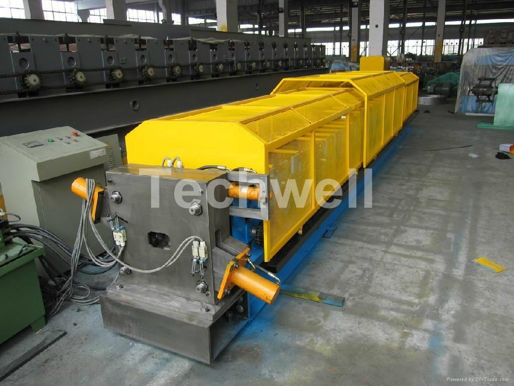 Downpipe Forming Machine,Downspout Forming Machine