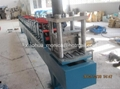 Rolling Door Frame Forming Machine Ready For Delivery to Dominican Republic