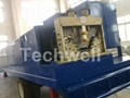 Trailer Mounted K Span Roll Forming Machine To Panama