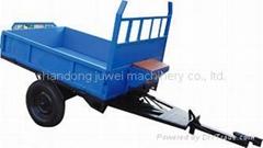 hand hold farm trailer
