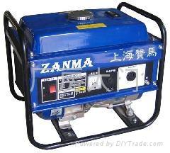 供應8KW稀土永磁汽油發電機