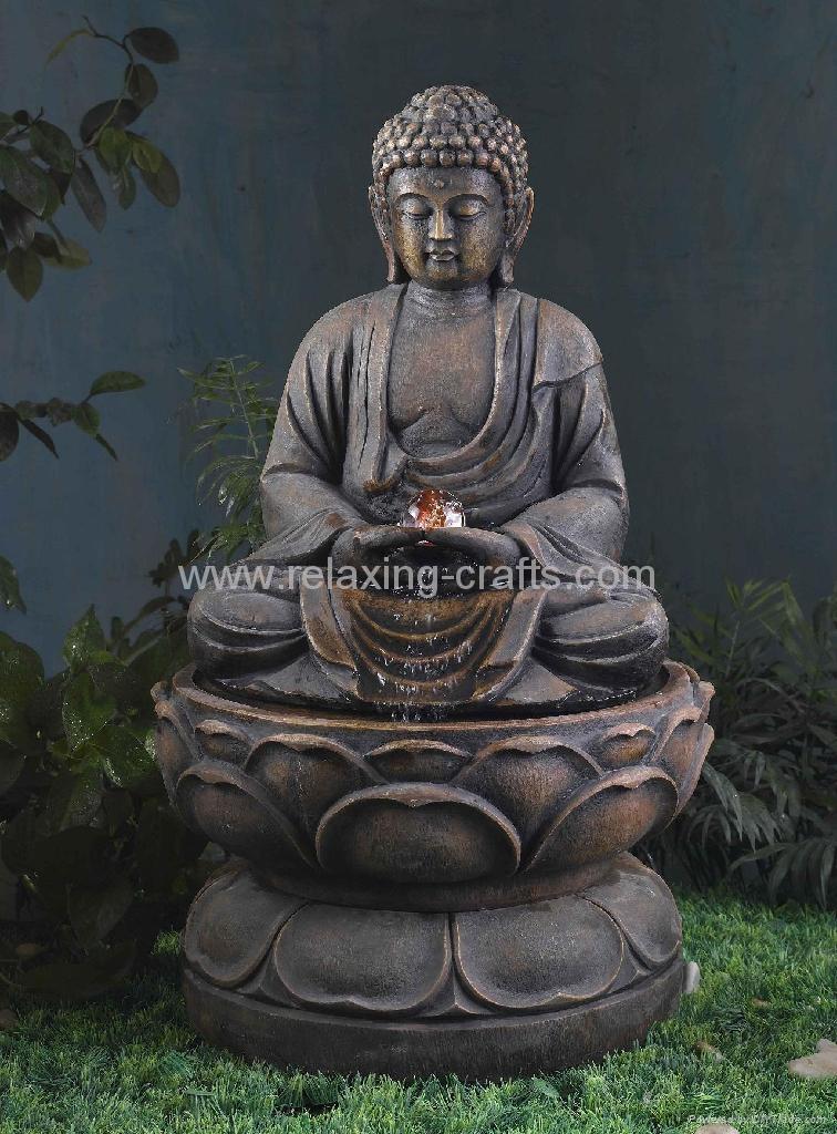 Buddha Water Fountain  1