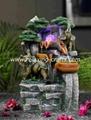 Desktop Polyresin Water Fountain 1
