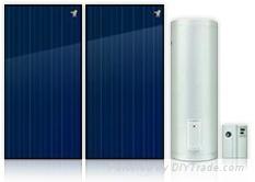 陽台壁挂分體式太陽能熱水器