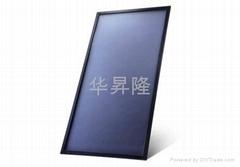 平板太阳能集热器背板式