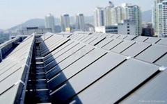 集中集热分户水箱太阳能热水系统 (HSL-FHSX)