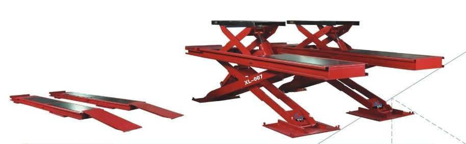 MST-XL-116 Double-Deck Scissor Lift 1