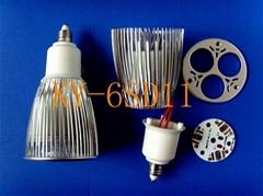 LED燈具(GU10/E11/E27/E17/MR16)