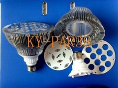大功率LED射燈KY-PAR38(套件)