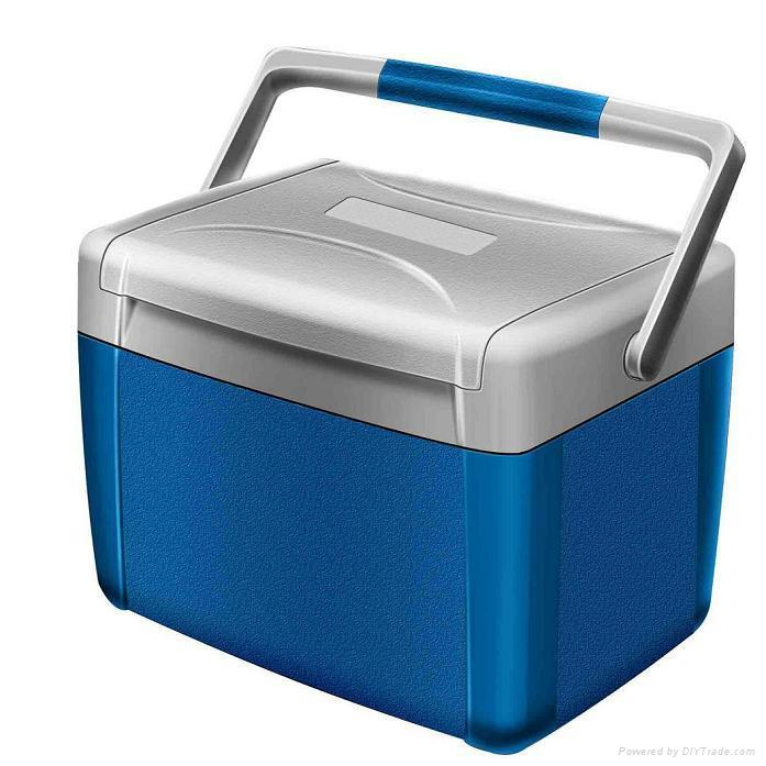 Ice Box Cooler : Recycled organic living soil rols and no till thread