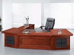 老闆大班台桌