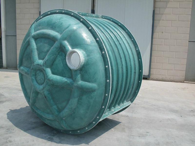 内胆式地埋式玻璃钢化粪池 5