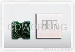 Coworking Wireless remote Dimmer switch