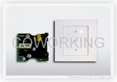 Coworking Wireless Remote Control Switch