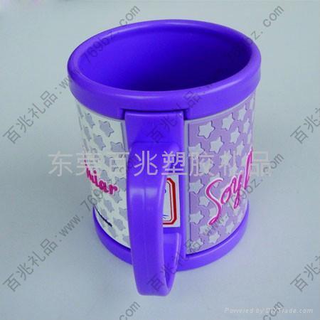 塑膠馬克杯 4