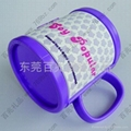 塑膠馬克杯 5