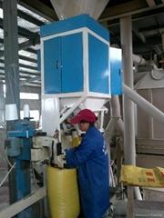 山东饲料自动定量包装机