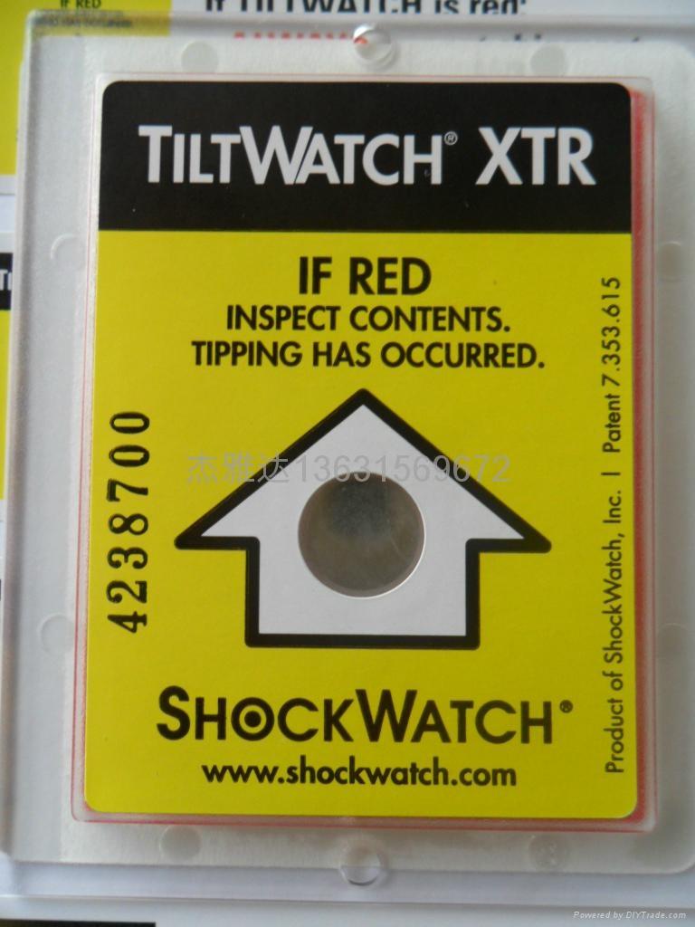 shockwatch防震標籤 1