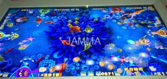 Fishing season game machine china video games toys for Fish game machine