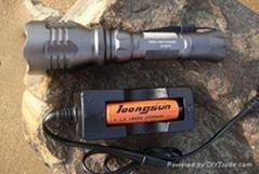 LX8014加深光杯強光遠射手電筒