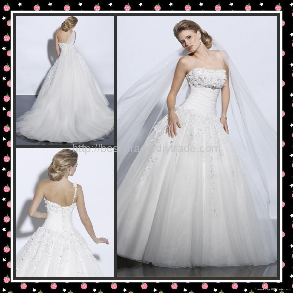 2011 new styles wedding dress 1