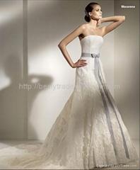 2011 new styles wedding dress new0210