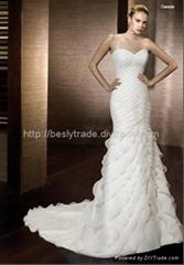2011 new styles wedding dress new0835
