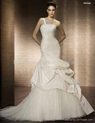 2011 new styles wedding dress new0845