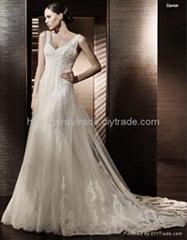 2011 new styles wedding dress new0860