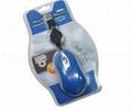 USB伸缩线鼠标