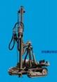 CM351潛孔鑽機之宣化生產廠