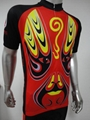 2011 short sleeve cycling jersey 3