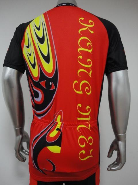 2011 short sleeve cycling jersey 5