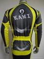 sublimation transfer printing long sleeve cycling jersey/bike jersey/cycling shi 5