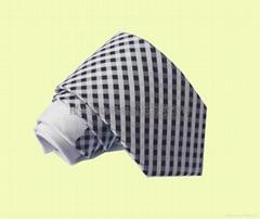 真丝提花领带