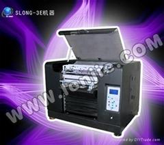 万能金属、塑料印刷机
