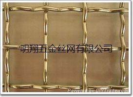 銅絲網 3