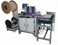 YO twin coil binding machinery