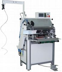 One-way YO circle molding binding machinery
