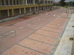 瓷質仿石(防滑)環保發光磚