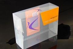 生產塑膠PVC天地盒