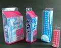 透明塑胶PVC胶盒