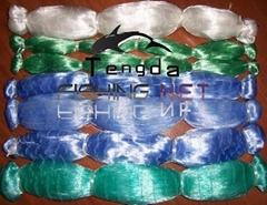 nylon monofilament or multifilament fishing net