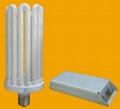 Large Power Datachable 8U CFL