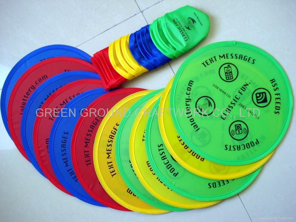 Foldable Frisbee China Manufacturer Products